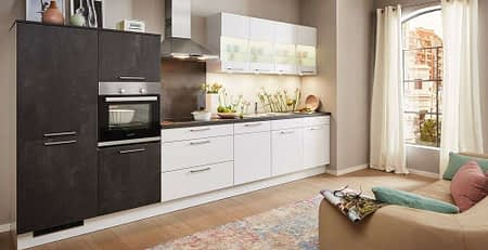 simple kitchen design Northwood