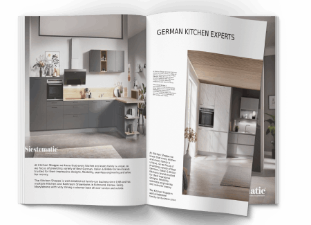 German Kitchen brochures