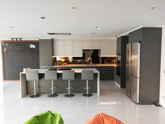 latest kitchen designs London
