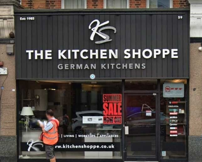 kitchen showrooms Harrow